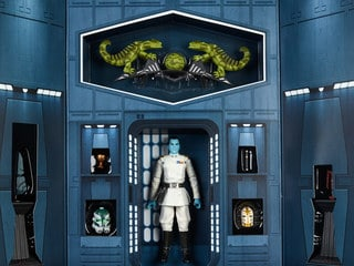 SWCO 2017: Hasbro Reveals 6-Inch Black Series Thrawn, Jaina Solo, and More