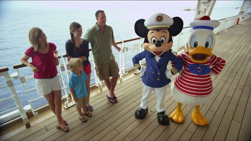 My Disney Cruise
