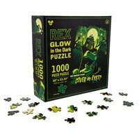 Rex Glow in the Dark Puzzle