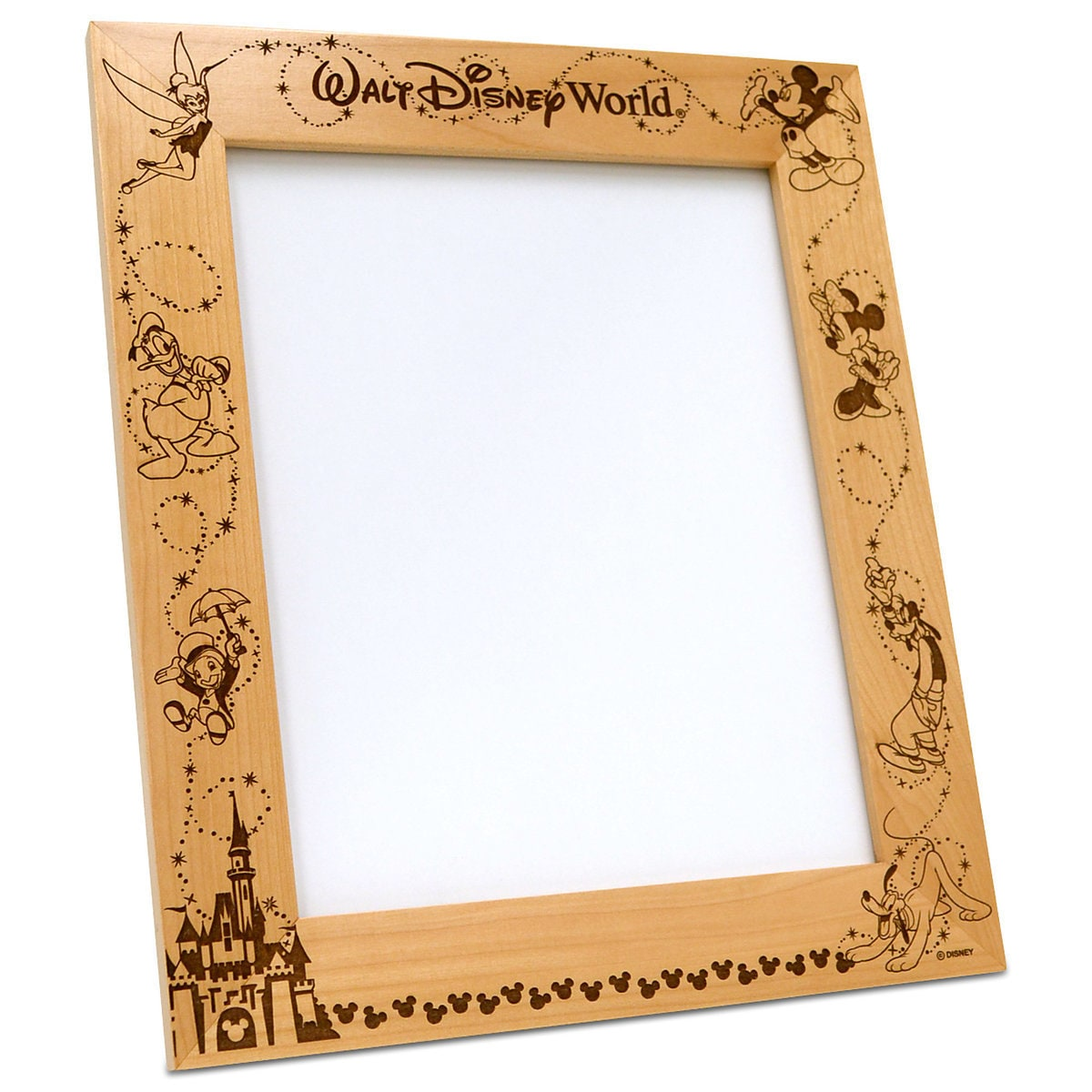 walt disney world frame by arribas personalizable - Disney Picture Frames
