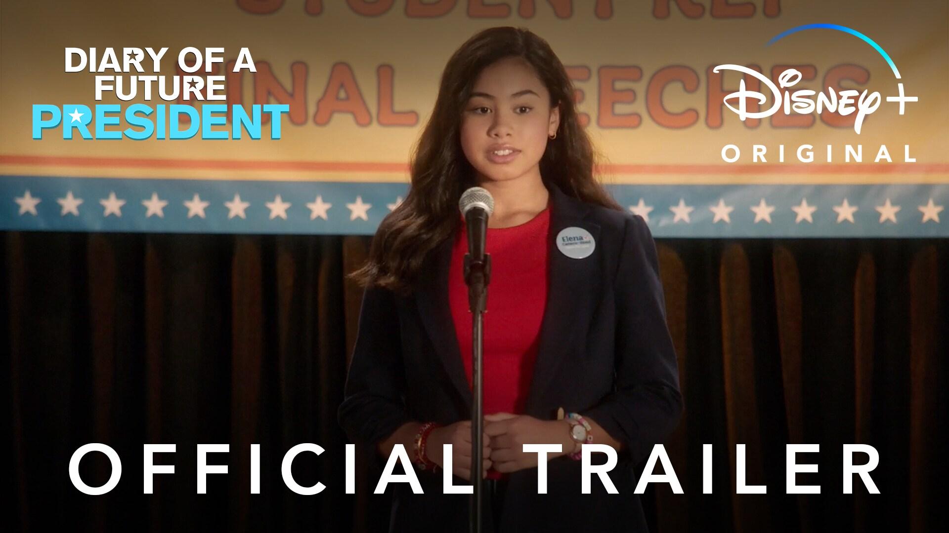 Diary of a Future President Season 2 | Official Trailer | Disney+