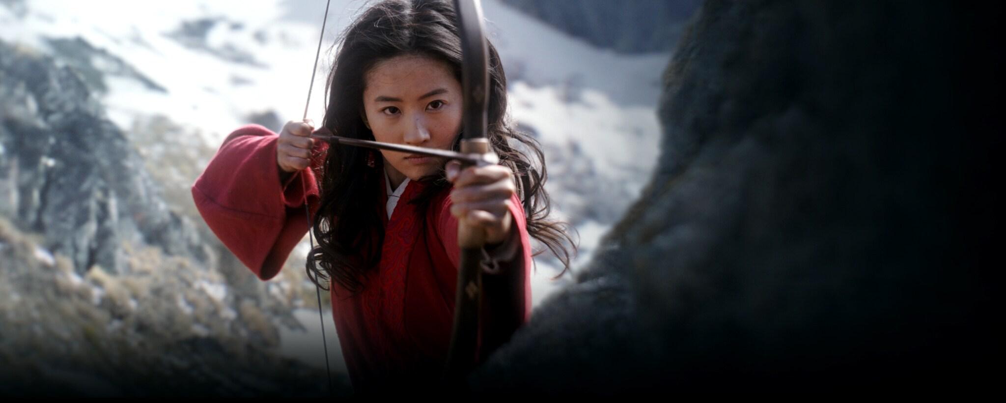 Mulan, the legend arrives on Disney+ December 4