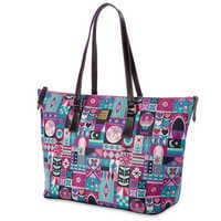 Image of ''it's a small world'' Shopper by Dooney & Bourke # 2