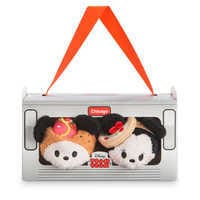 Image of Mickey and Minnie Mouse ''Tsum Tsum'' Plush Chicago Set - Mini 3 1/2'' # 3