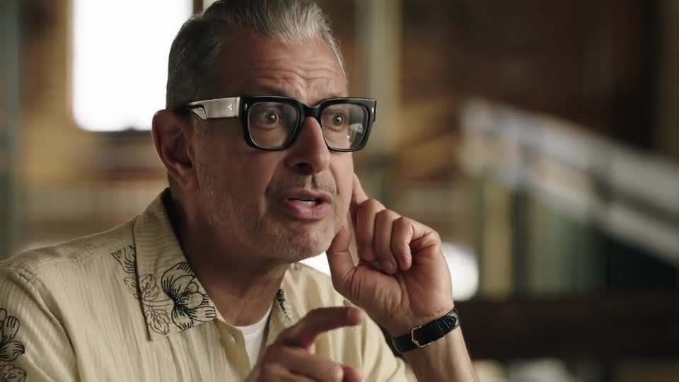 The World According to Jeff Goldblum | Official Trailer | Disney+ | Streaming November 12