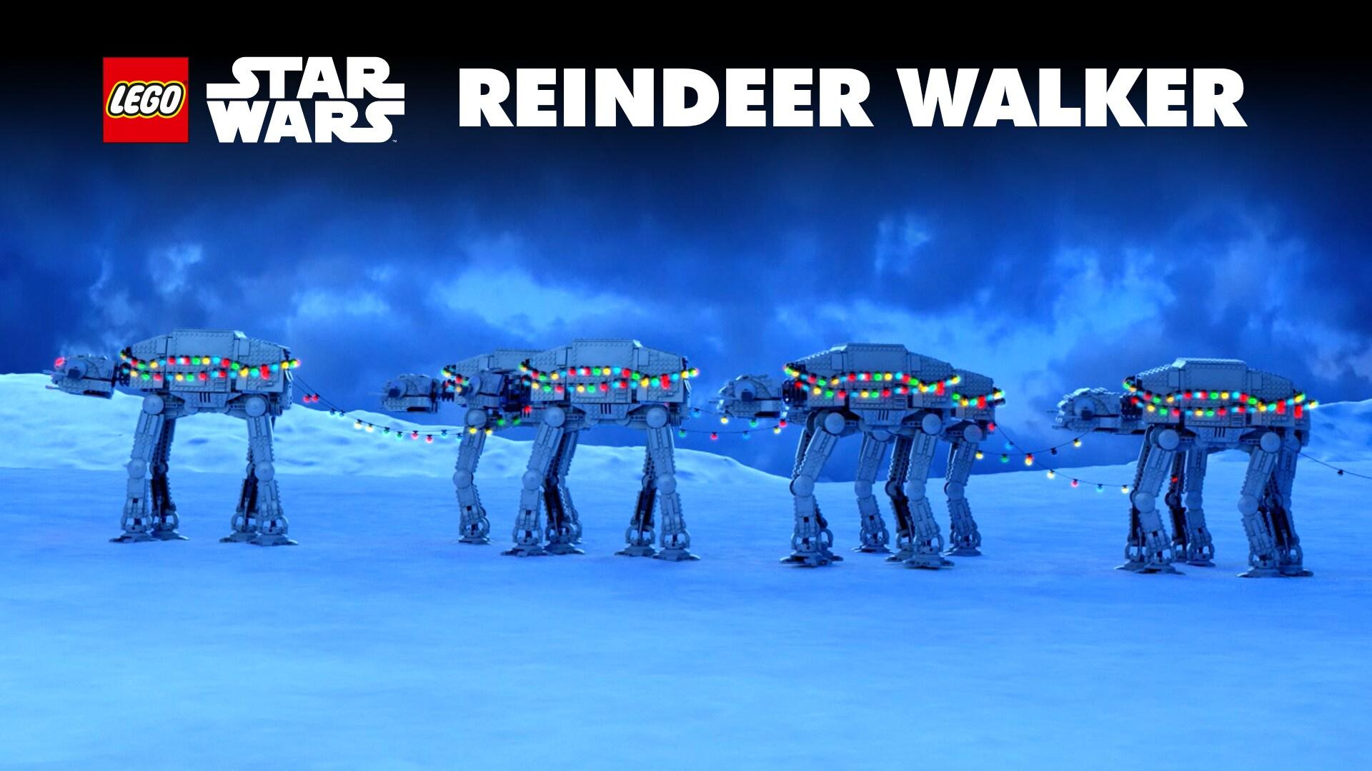 Reindeer Walker | LEGO STAR WARS: Celebrate the Season