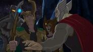 Asgard War, Part 2: Rescue Me