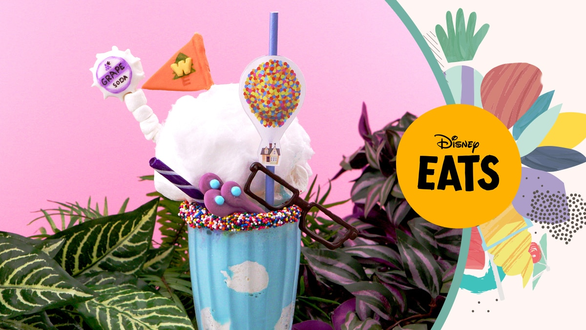 Up Milkshake | Disney Eats