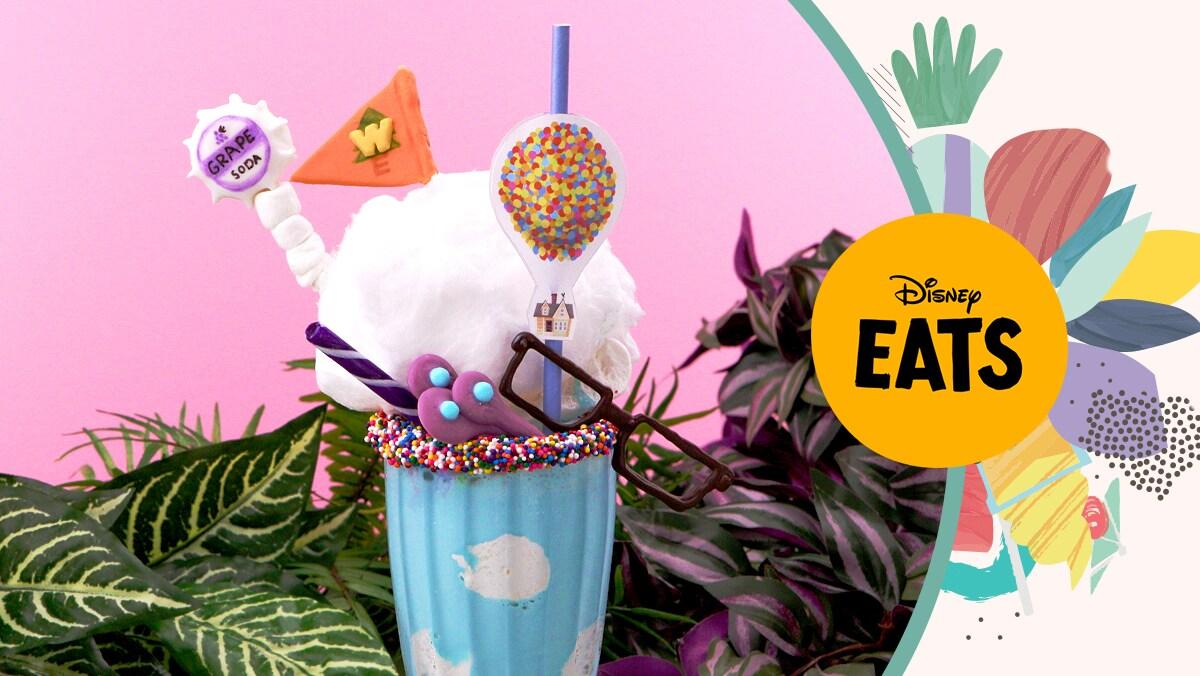 Up Milkshake | Disney Eats