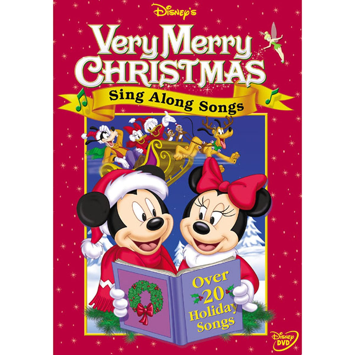 product image of sing along songs very merry christmas songs dvd 1