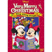 Image of Sing Along Songs: Very Merry Christmas Songs DVD # 1