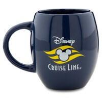 Captain Mickey Mouse Mug - Disney Cruise Line