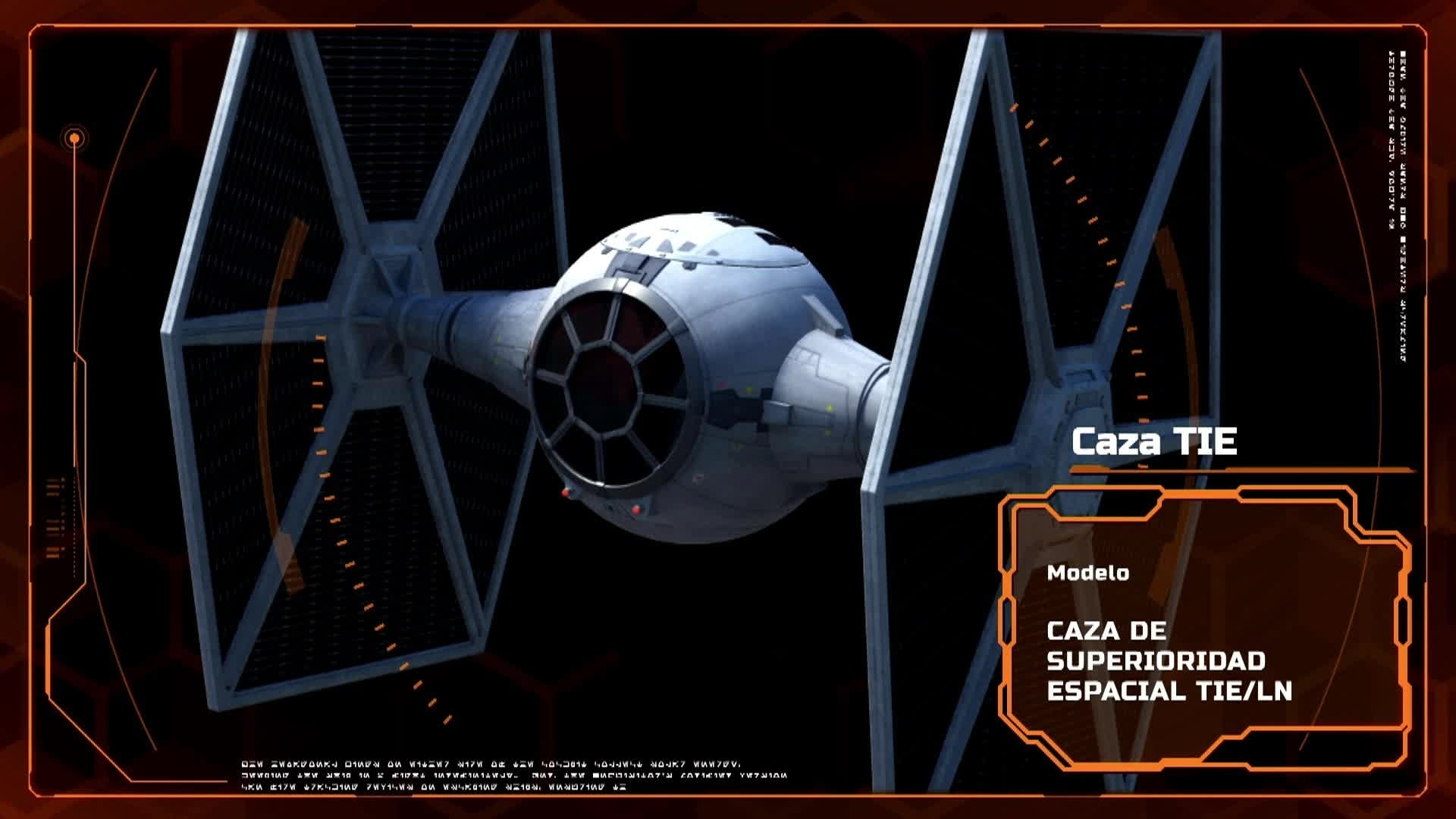 Secrets of the Rebels -CAZA TIE