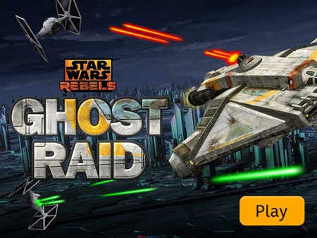 Games   Star Wars Rebels   Disney XD