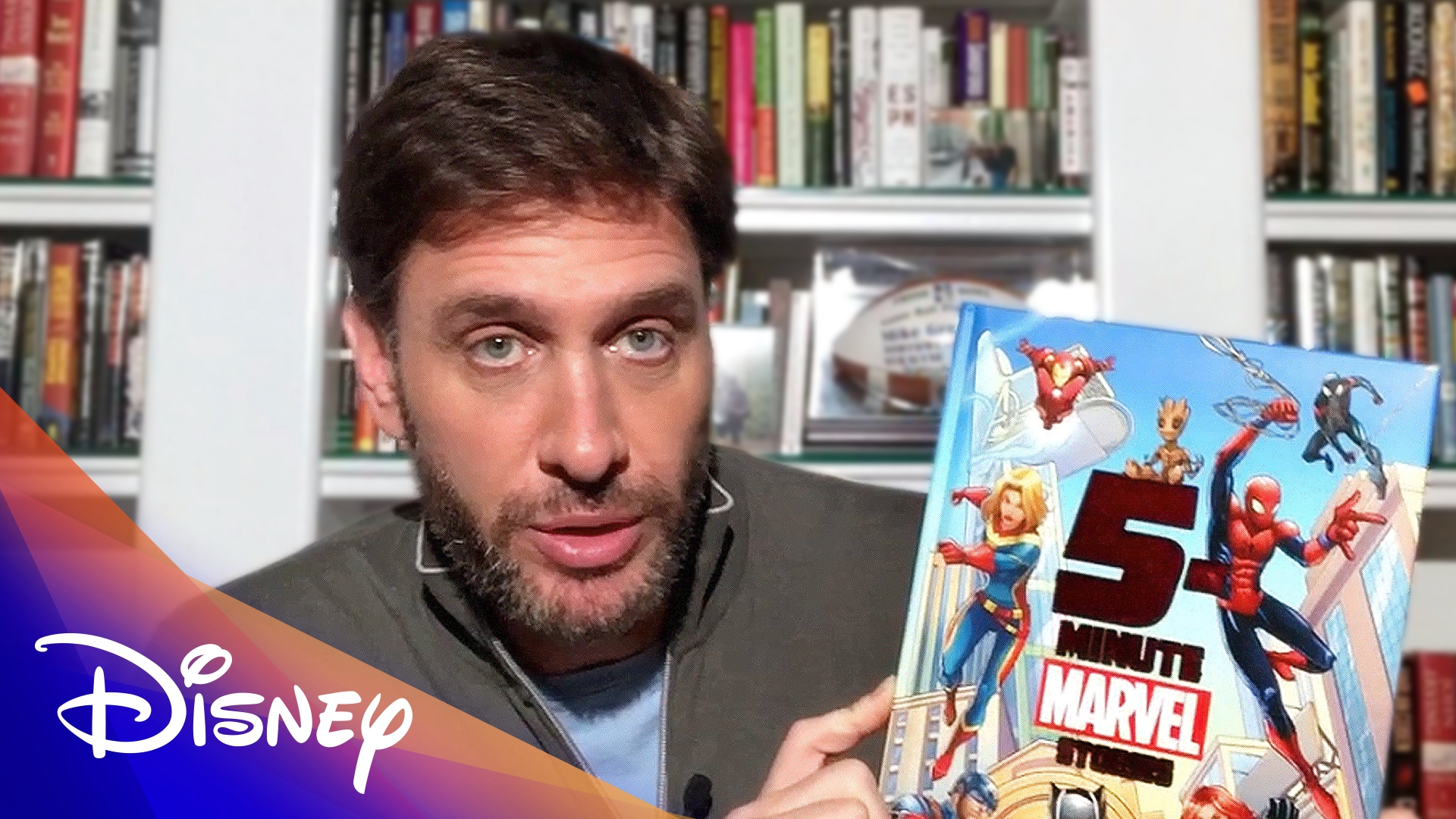 Storytime with Mike Greenberg | Disney
