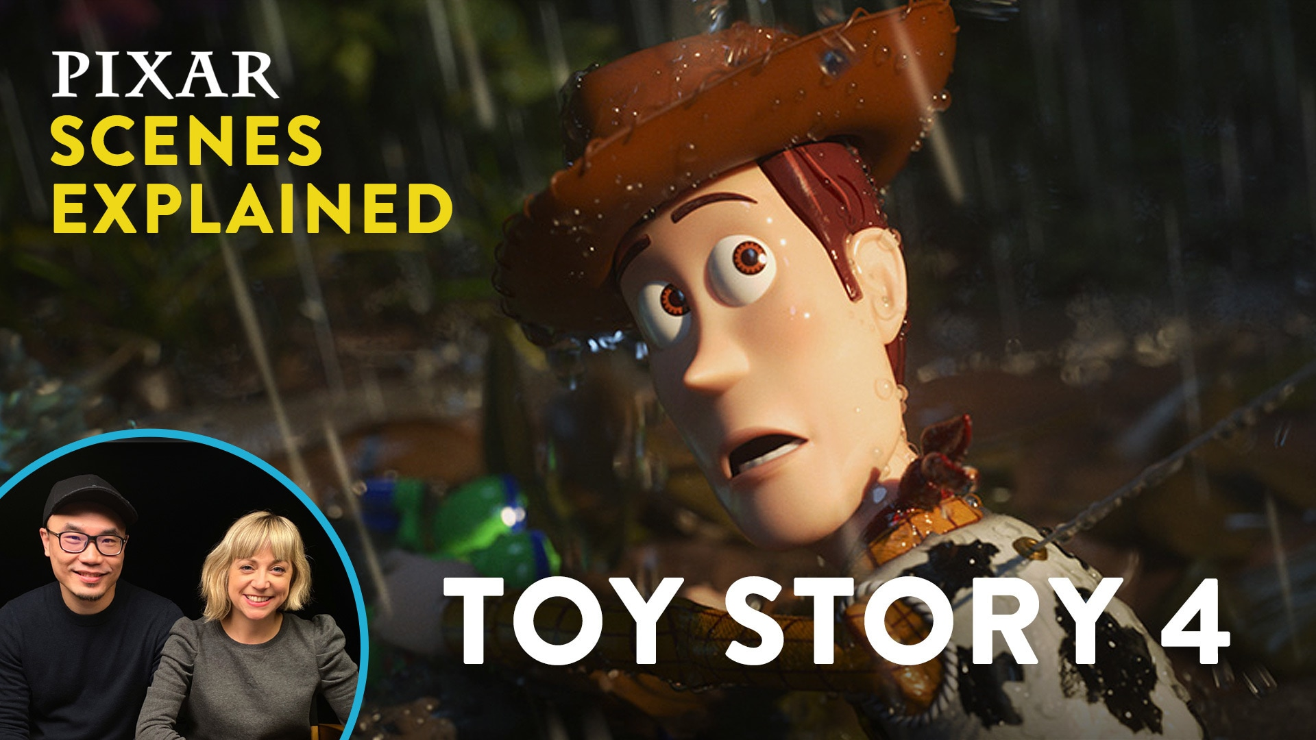 Toy Story 4: Operation Pull Toy | Pixar Scenes Explained