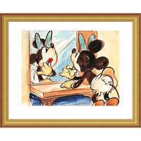 Image of Minnie Mouse ''Lipstick'' Giclée # 4