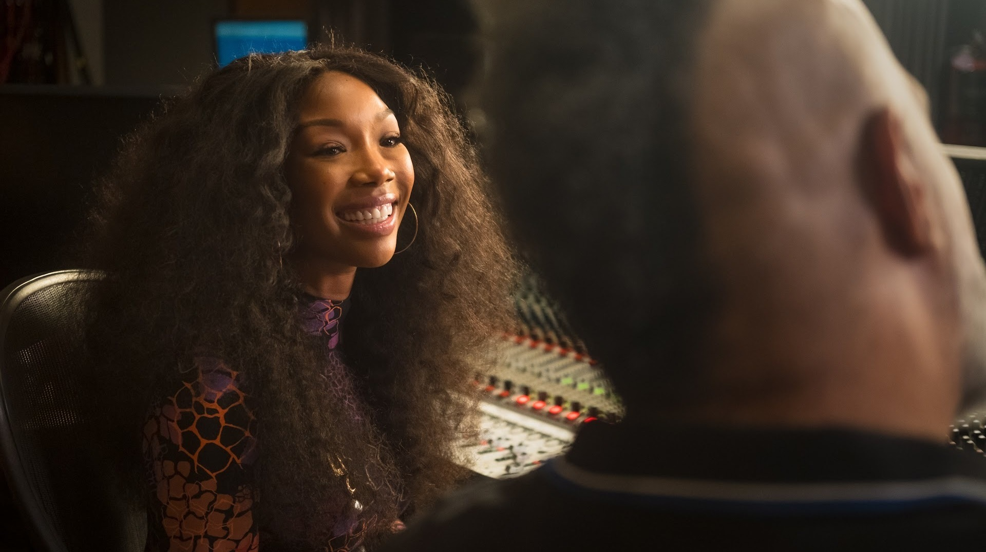 "Sneak Peek: Brandy's New Princess Song, ""Starting Now"""