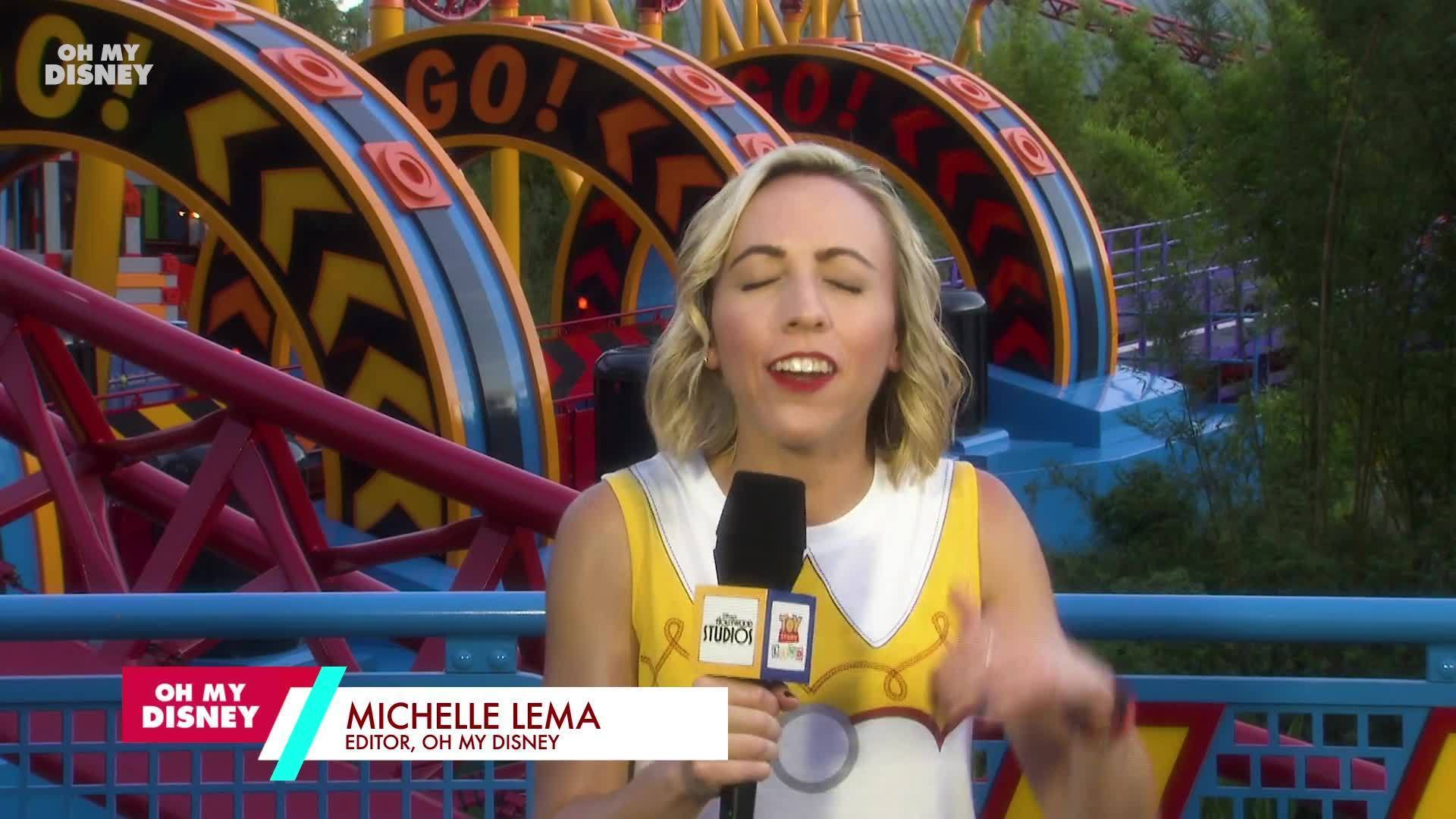A Look Inside Toy Story Land With a Walt Disney Imagineer | News by Oh My Disney