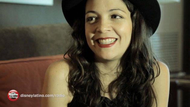 Entrevista a Natalia Lafourcade - Latin GRAMMYs