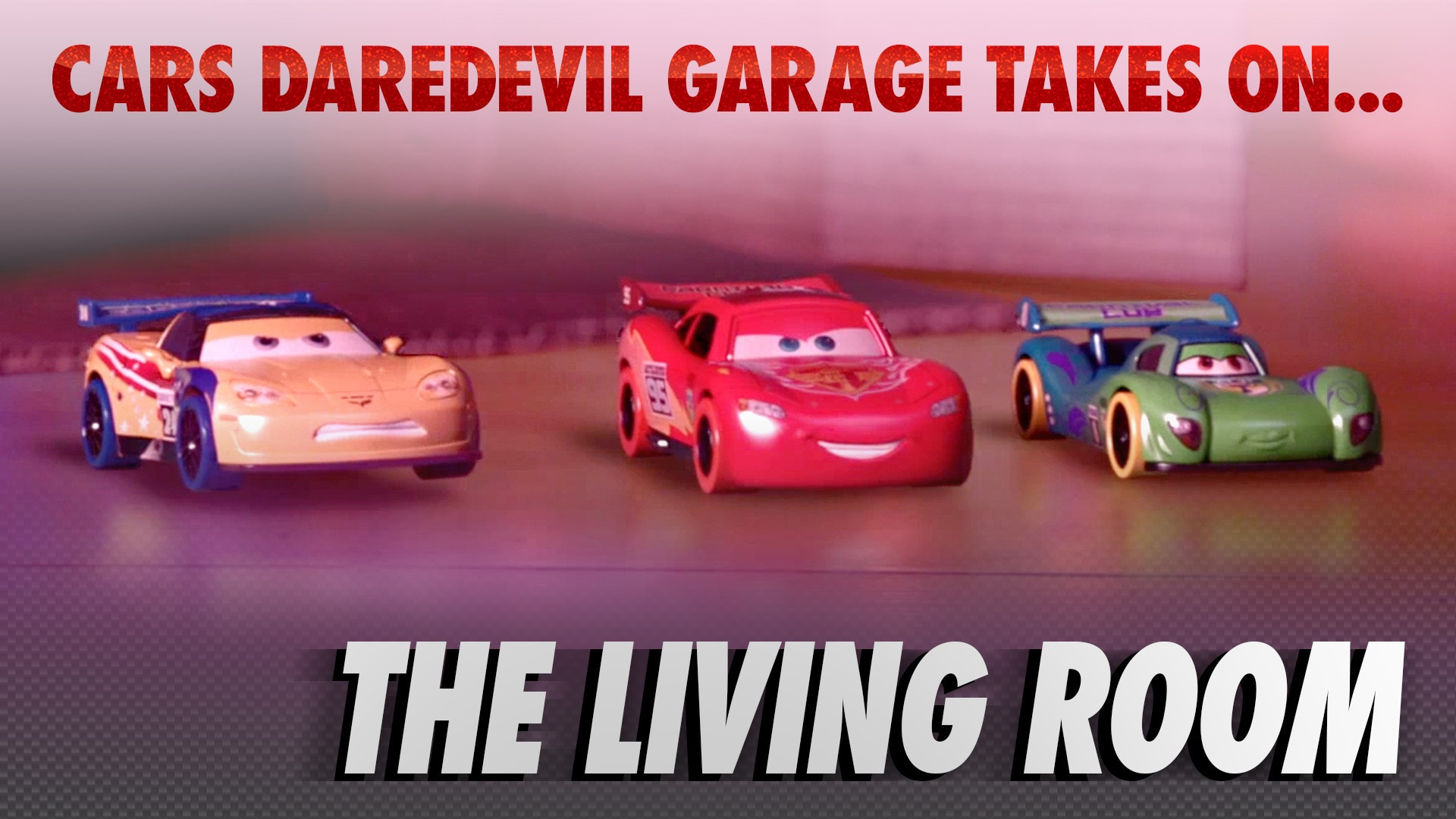 Carnival Racers – The Living Room | Pixar