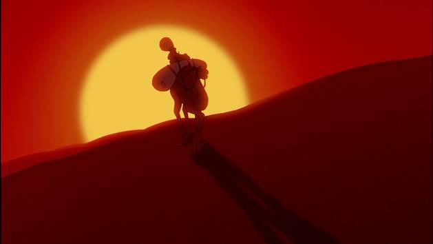 """Aladdin : chanson """"Nuit d'Arabie"""""""