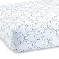 Image of Mickey Mouse Dash Crib Sheet by Ethan Allen # 6