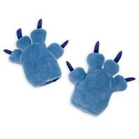 Image of Stitch Mitts Plush Gloves # 2
