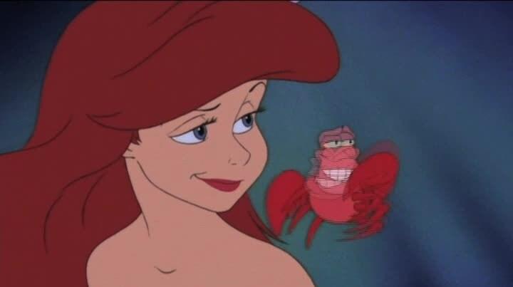 Aqui no mar - A Pequena Sereia - Sou Uma Princesa