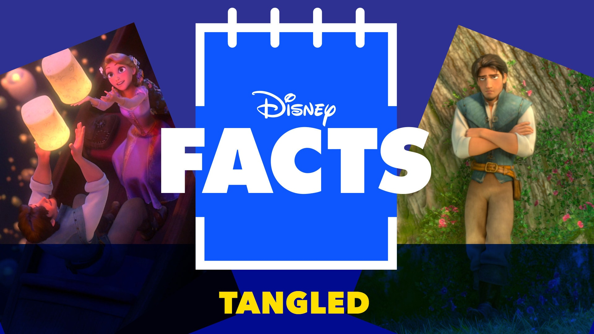 Fun Facts and Easter Eggs from Tangled | Disney Facts by Disney