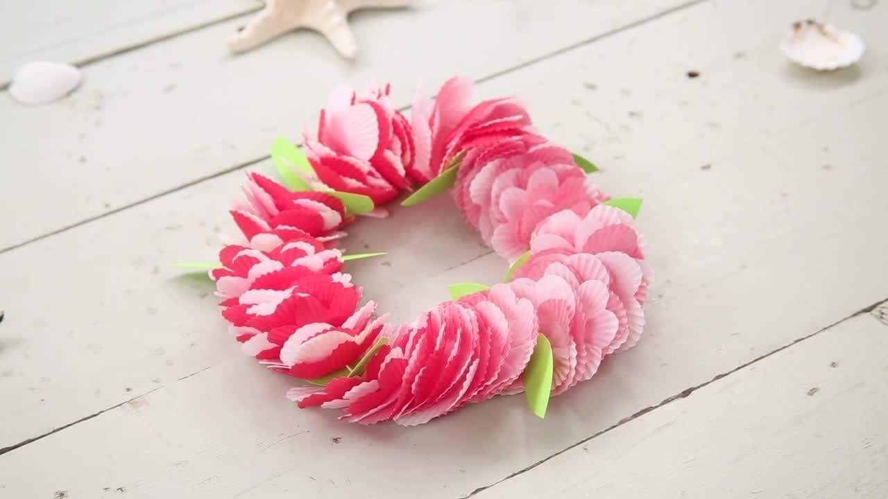 DIY: Lilo And Stitch Leis