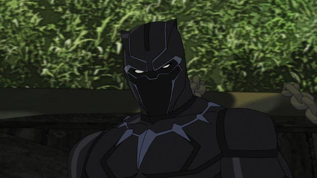 Short 2: Black Panther