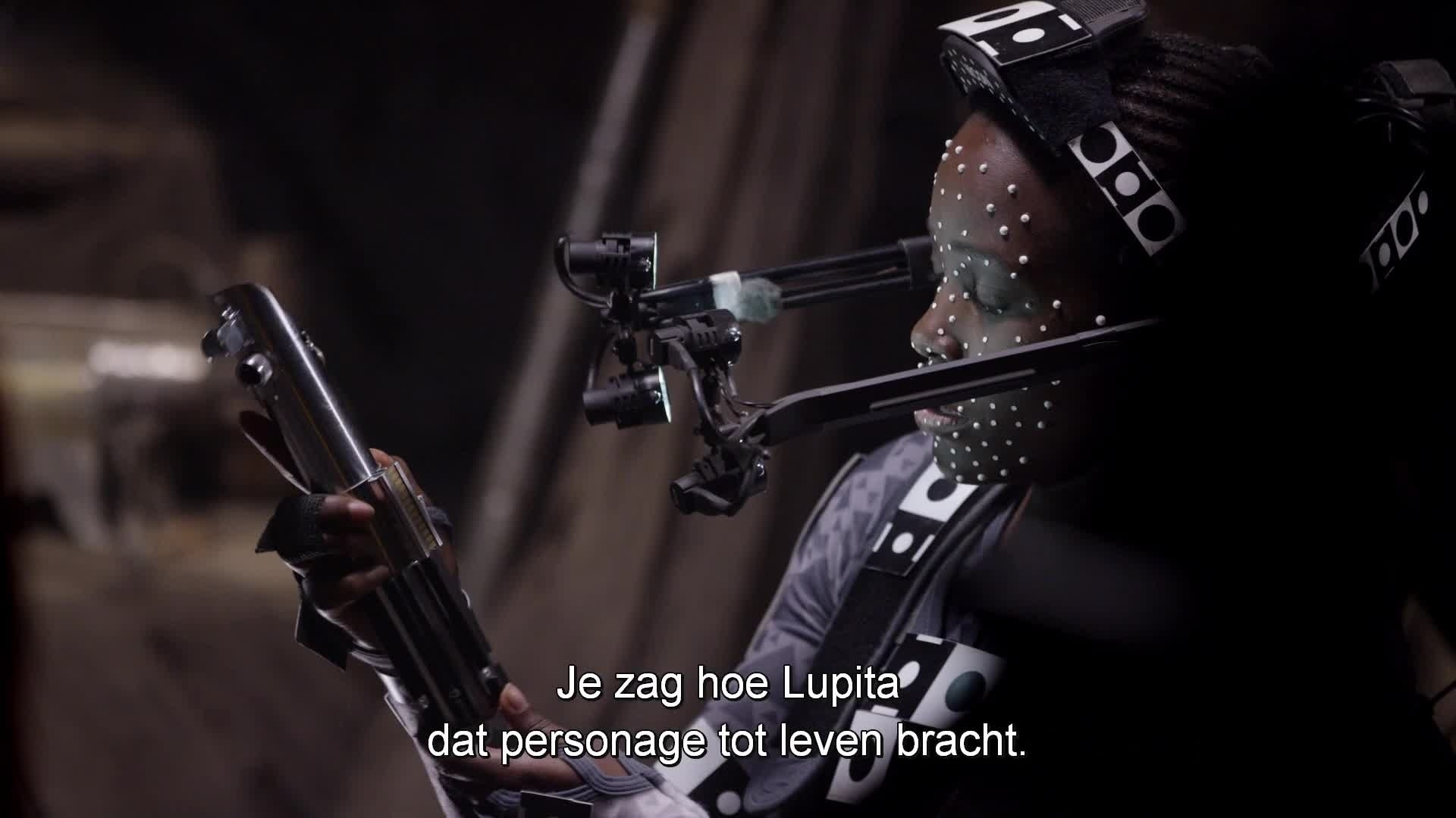 Star Wars: The Force Awakens - Motion Capture Performances