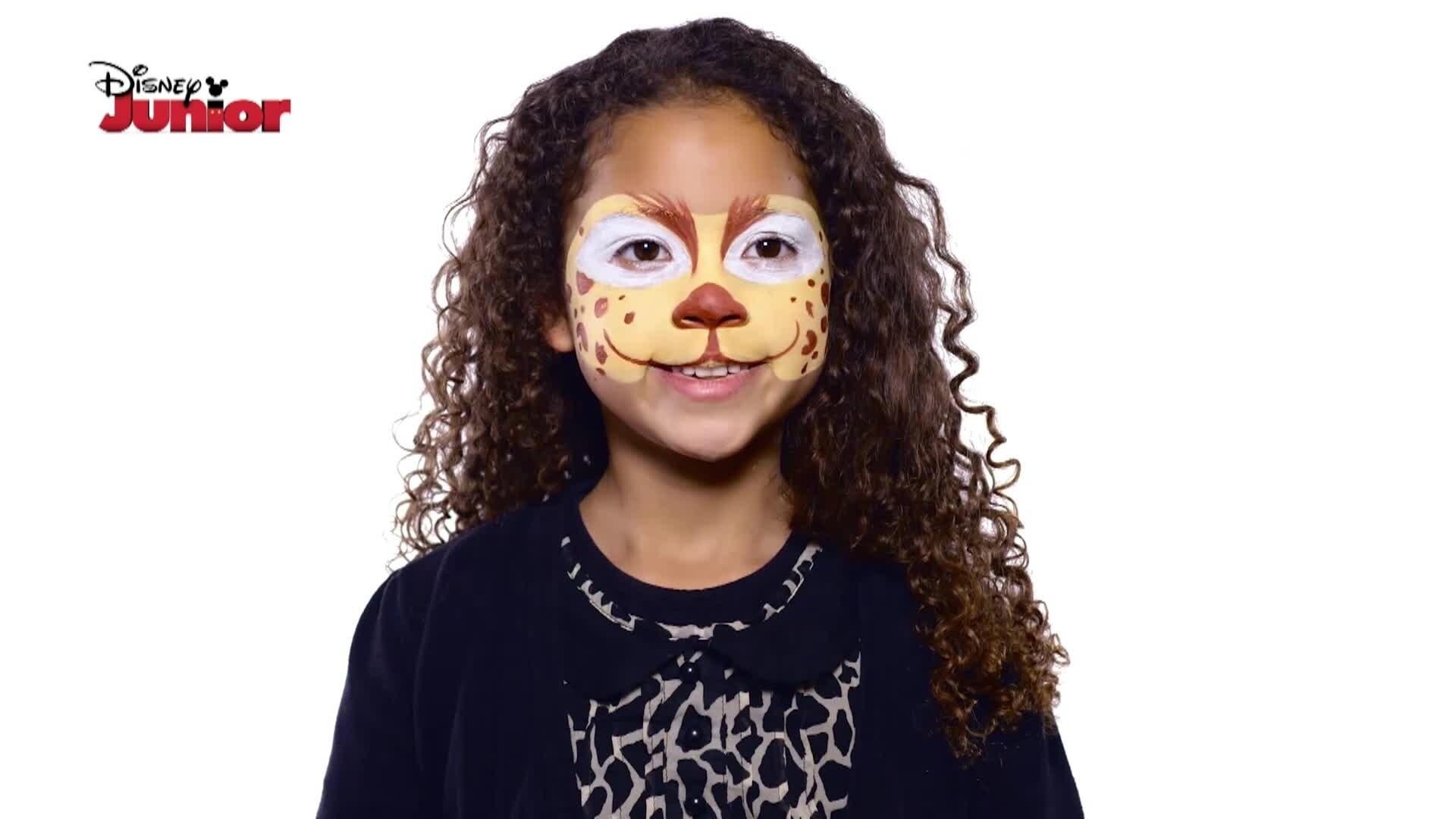 Pintura facial: Fuli