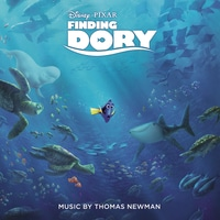 Finding Dory: Soundtrack