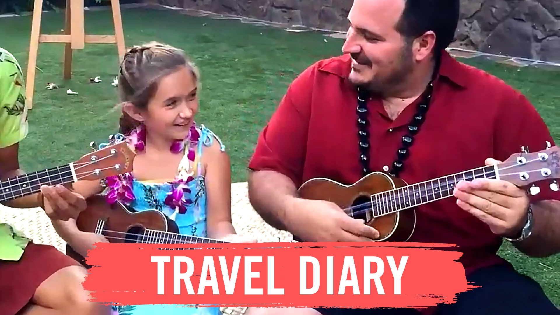 Phil Morgese and Emma Take a Trip to Aulani – A Disney Resort & Spa | Dad Hair School