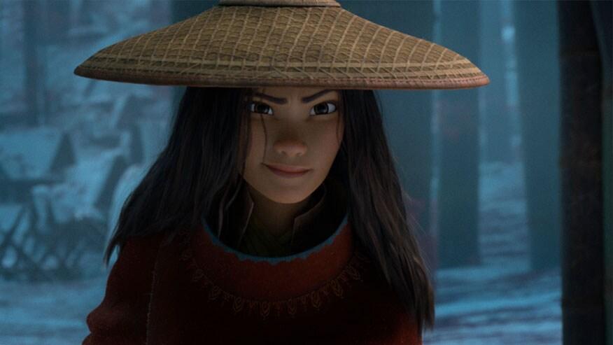 Raya og den sidste drage - Trailer 2