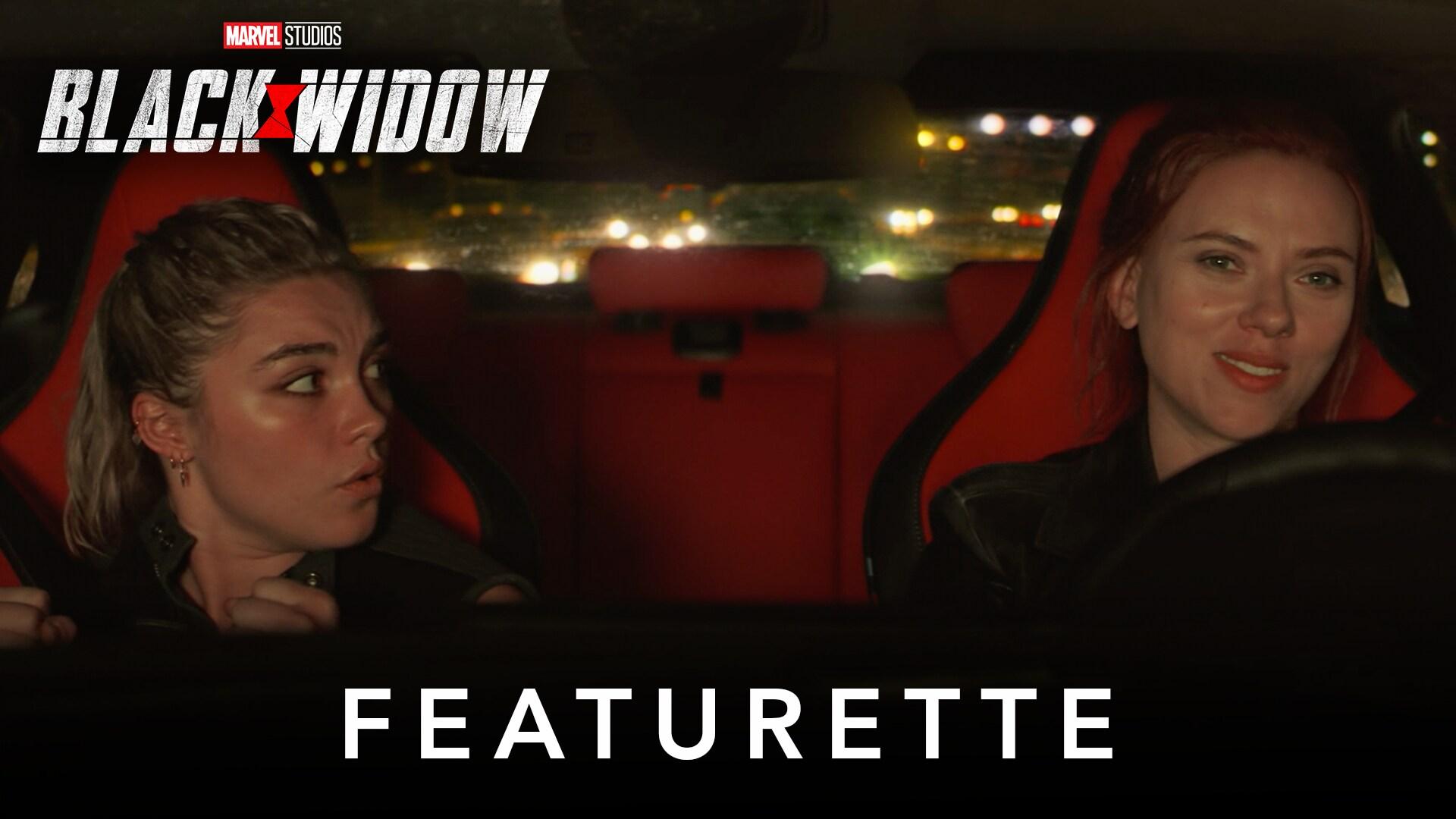 Family Reunion Featurette | Marvel Studios' Black Widow