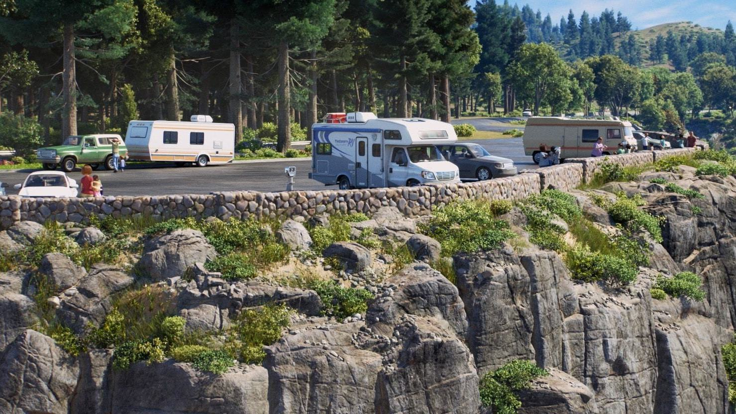 Which Disney-Inspired Destination Should You Visit On an RV Road Trip?