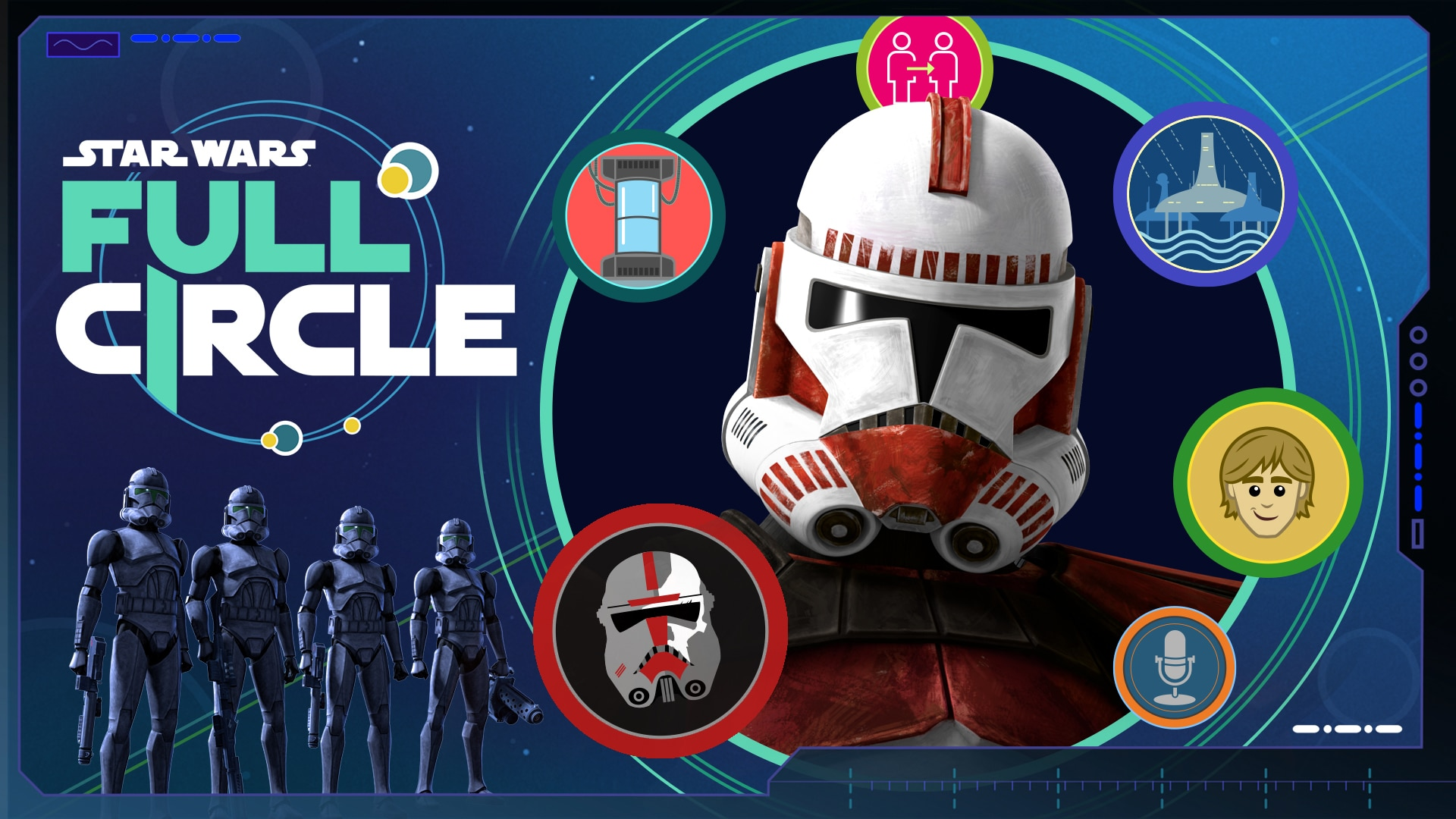 Clone Force 99 | Star Wars Full Circle