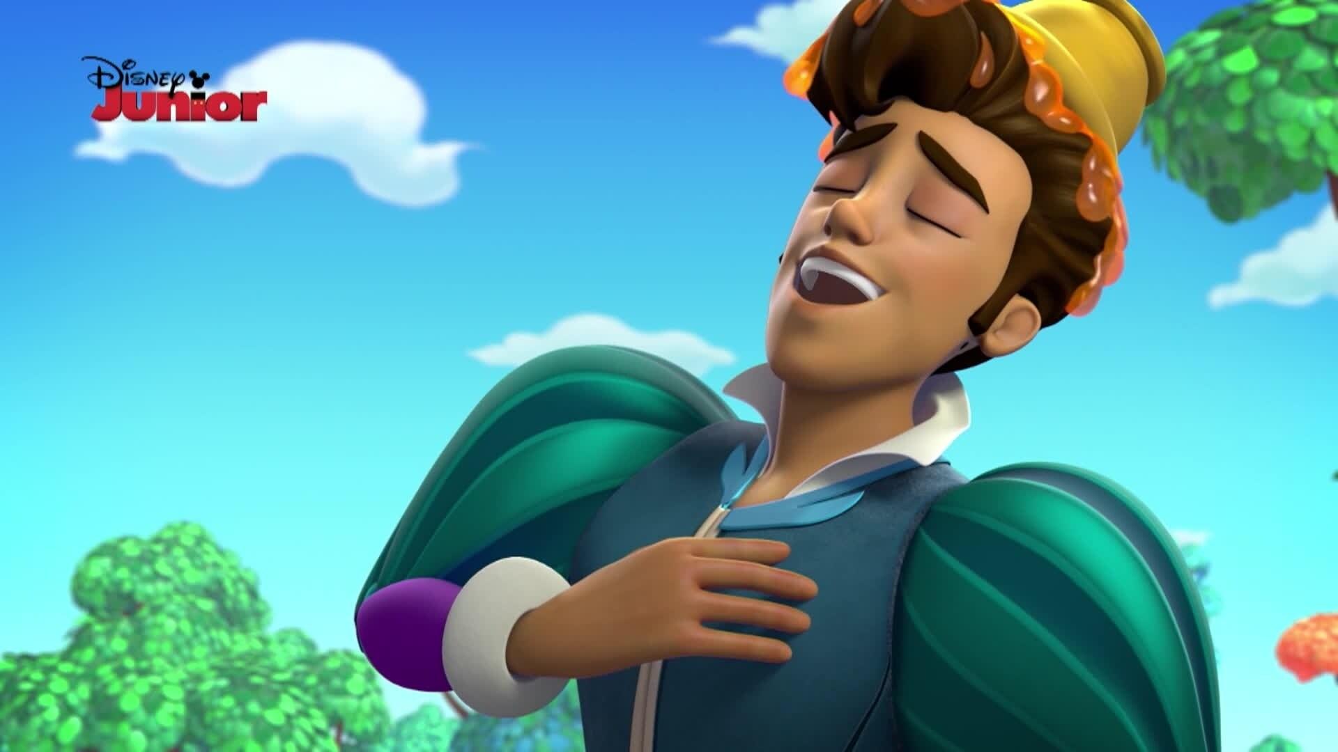Será o Príncipe Encantador?