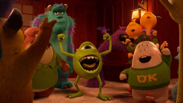 Monsters University - Trailer