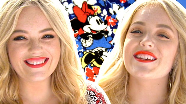 Lucy and Lydia's London Disney Adventure | Episode 4 | Destination: Disney Style
