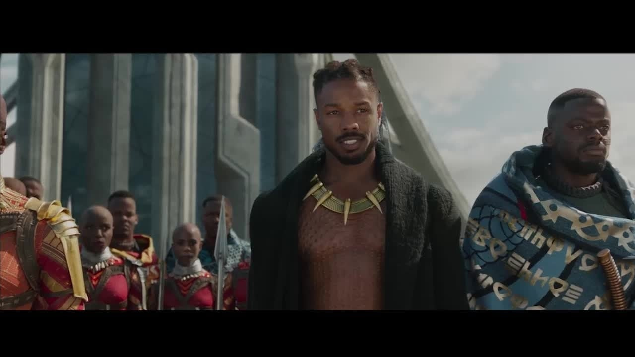 Marvel Studios' Black Panther - All Star