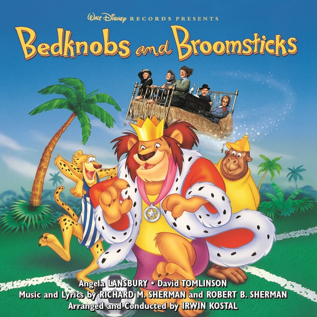 Bedknobs and Broomsticks: Soundtrack