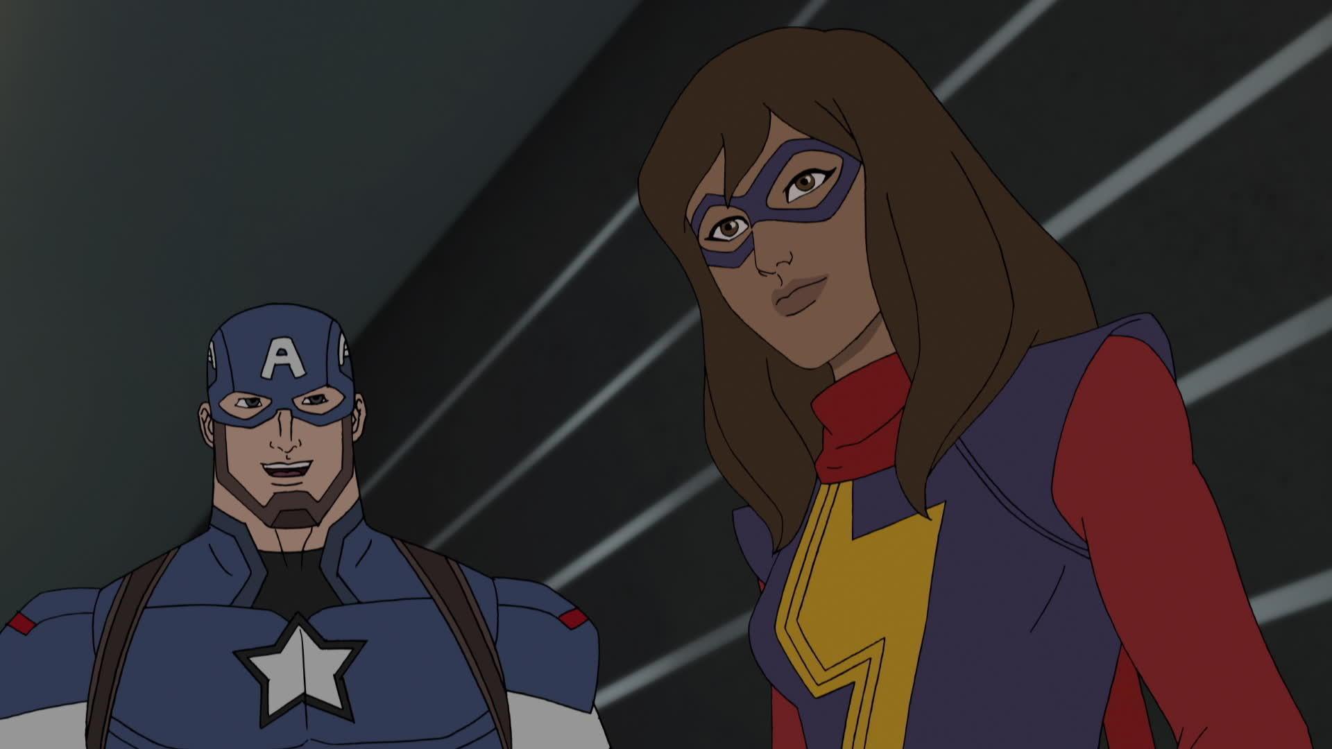 Short 6: Ms. Marvel