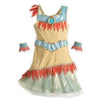 Image of Pocahontas Costume for Kids # 1