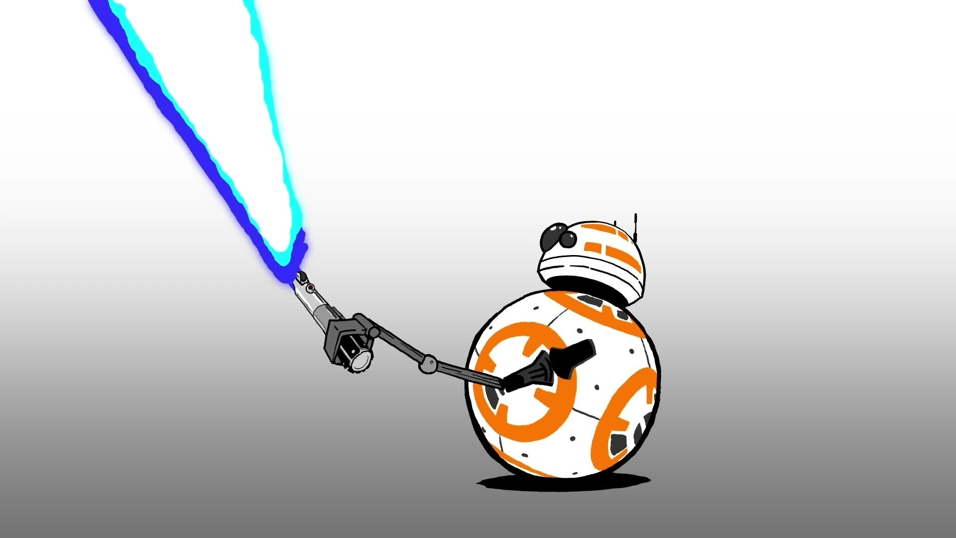 Star Wars Blips - Lightsaber