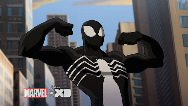 Ultimate Spider-Man - En forkølet helt