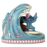 Image of Lilo & Stitch ''Catch the Wave'' Figure by Jim Shore # 2
